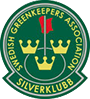 Vi är medlem i Swedish Greenkeepers Association
